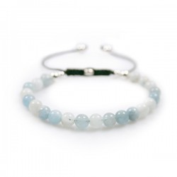 Bracelet Aquamarine Small