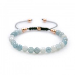 Bracelet Aquamarine Small