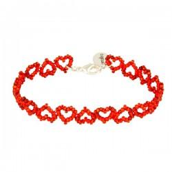 Armband Valentine 'Red'