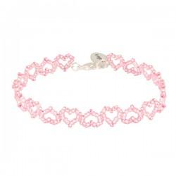 Armband Valentine 'Pink'