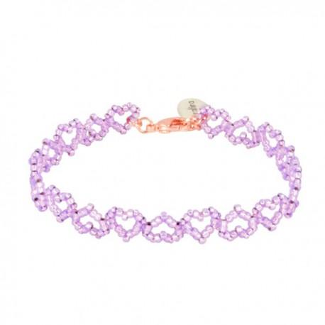 Armband Valentine 'Lilac'