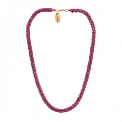 Collier Small 'Orchid'