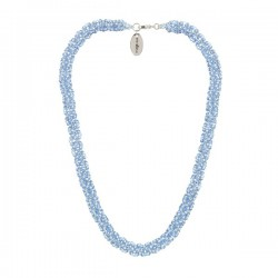 Collier Large 'Light Sapphire'