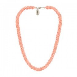 Collier Large 'Light Peach'