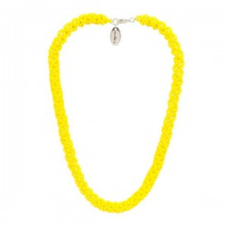 Collier Large 'Yellow'
